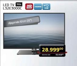 LED televizor-L32E3000C