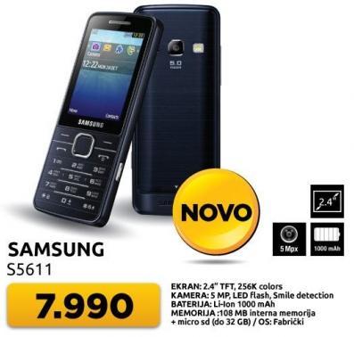 Mobilni telefon S5611
