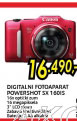Digitalni fotoaparat PowerShot SX 160IS