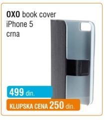 Book Cover Oxo