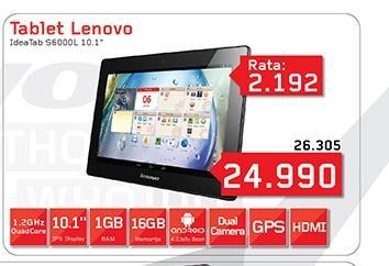 Tablet IdeaTab S6000L
