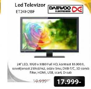 """Televizor LED 24"""" ET24H2BF"""