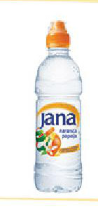 Mineralna voda narandža i papaja