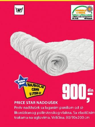 Naddušek Price Star
