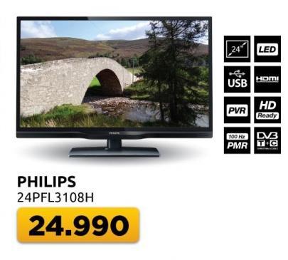 "Televizor LED 24"" 24pfl3108h"