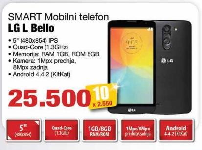 Mobilni telefon L Bello