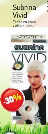 Subrina Vivid