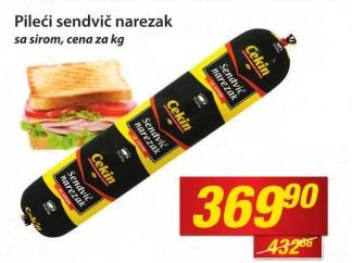 Narezak sendvič