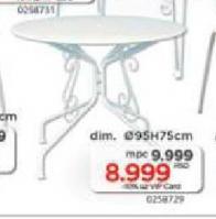 Baštenski sto