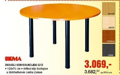 Okrugli konferencijski sto