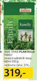 Seme trave Family