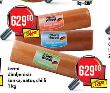 Dimljeni sir