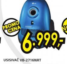 Usisivač VB 2716NRT