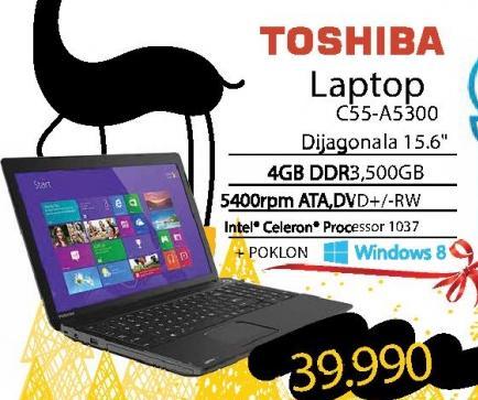 Laptop Notebook Satellite C55-A5300