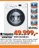Mašina za pranje veša WDG 8640B EU
