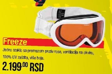 Naočare za skijanje Freeze