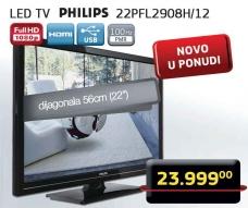 Televizor 22Pfl2908H/12
