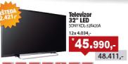 "TV 32"" LCD KDL-32R420A"