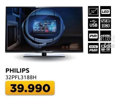 "Televizor LED 32"" 32pfl3188h"