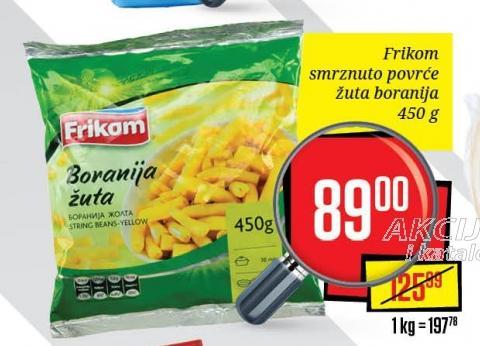 Boranija žuta