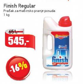 Deterdžent za mašinsko pranje sudova