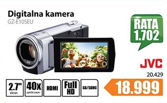 Digitalna kamera GZ-E10SEU