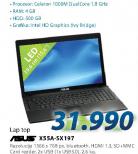 Laptop X55A-SX197