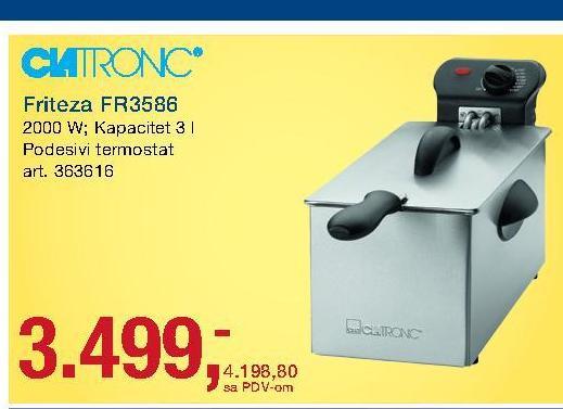 Friteza FR3586