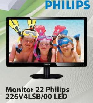 Monitor 226V4LSB/00 LED