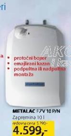 Bojler Fzv 10P/N