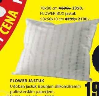 Jastuk Flower