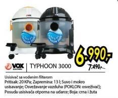 Typhoon 3000