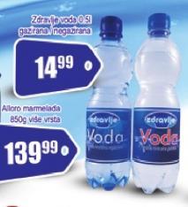 Mineralna voda Zdravlje