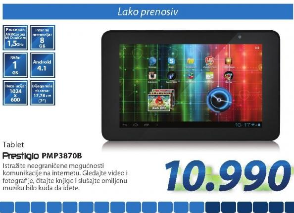 Tablet PC PMP3870C_DUO