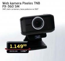 Web kamera PX-360 5M