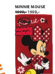 Peškir Minnie Mouse