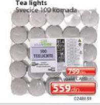 Svećice Tea Light