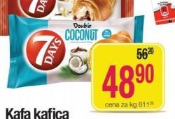 Kroasan Double kokos