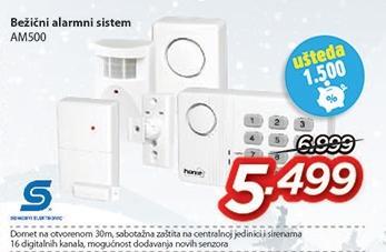 Bežični alarmni sistem Am500