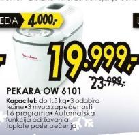 pekara OW 6101