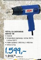 Pištolj za vreo vazduh HG-150 AGM