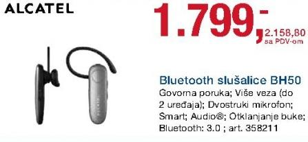 Bluetooth slušalica Bh50