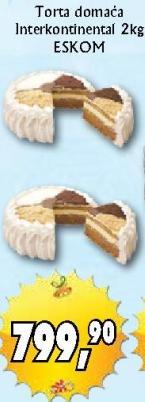 Torta interkontinental
