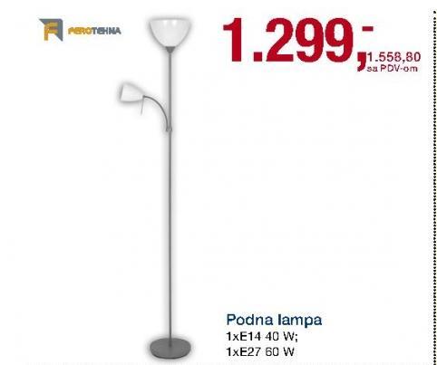 Podna lampa