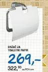 Držač za toaletni papir