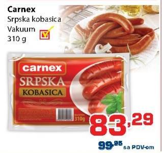 Srpska kobasica