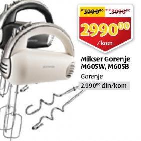 Mikser M 605 B/W