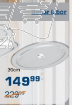 Oval, 30cm