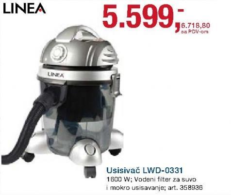 Usisvač Lwd-0331