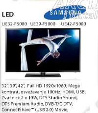 LED Televizor UE42-F5000